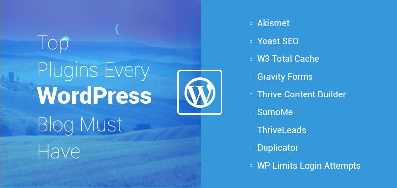 top-plugins-every-wordpress-blog-must-have