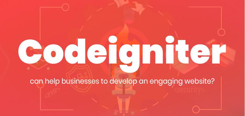 Top codeigniter Development Company India