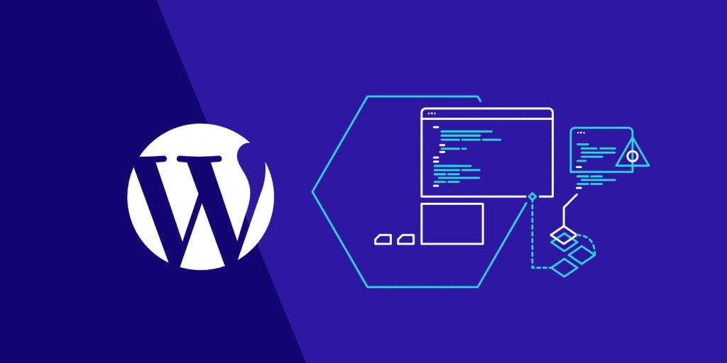 WordPress web development company India.